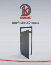 Kovinska KD vrata